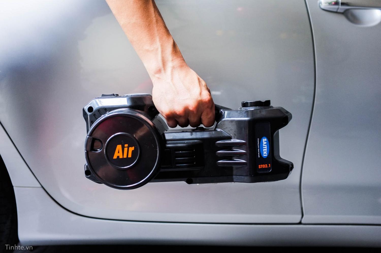 dụng cụ thay lốp ô tô